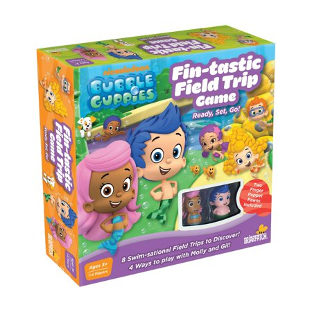 Bubble Guppies - Fin-tastic Field Trip Game - Ready, Set, - Bubble Guppies Halloween Game