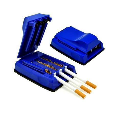 Muxika Manual Tobacco Maker Triple Cigarette Rolling Machine Tube (Best Cigarette Roller For Joints)