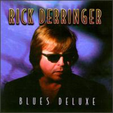 Cd Rick Derringer (Blues Deluxe)
