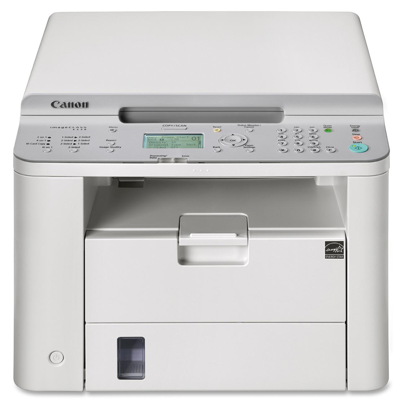 Canon imageCLASS D530 Multifunction Laser Printer, Copy/Print/Scan