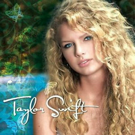 Taylor Swift (Vinyl) (Taylor Swift In Teardrops On My Guitar)