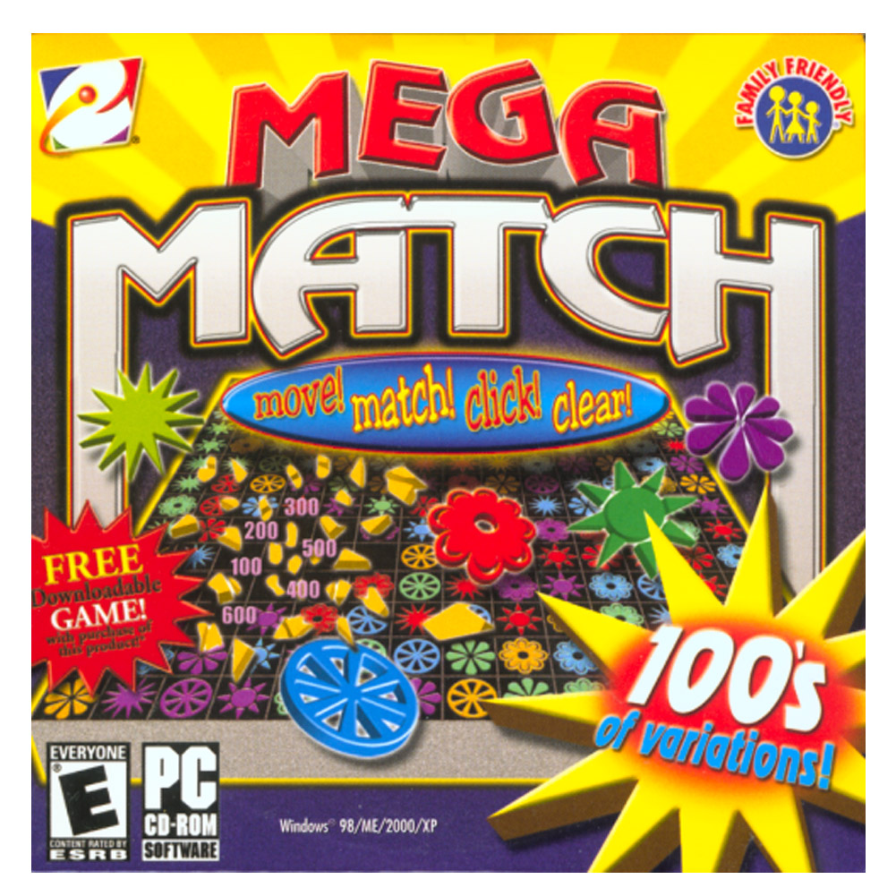 eGames Mega Match for Windows PC