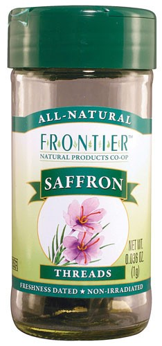 Frontier Saffron, 0.03 Oz by Kerry