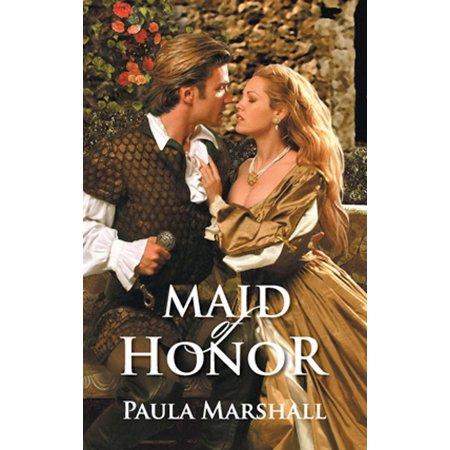 Maid of Honor - eBook