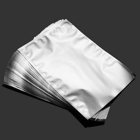 100PCS 20x30cm Food Grade Heat Seal Aluminum Foil Mylar Bag Vacuum Bags Storage Packages