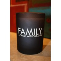 Acadian Candle 5114 Expression Candle, Family Circus