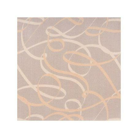 Joy Carpets Ribbons - Joy Rugs Ribbons Machine Tufted - Cut Pile Beige 5'4