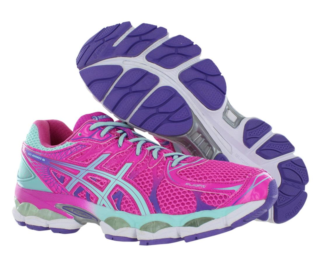 Antemano La forma ancla  ASICS - Asics Gel Nimbus 16 Running Women's Shoes Size - Walmart.com -  Walmart.com