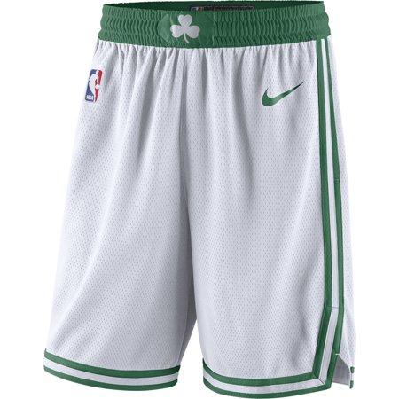 Boston Celtics Nike 2018/19 Association Edition Swingman Shorts - (Nike Tennis Athlete Range)