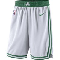 Boston Celtics Nike 2019/20 Association Edition Swingman Shorts - White