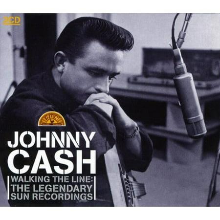 Recordings Box - Walking The Line: The Legendary Sun Recordings (3 Disc Box Set)
