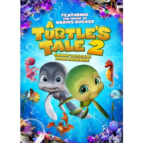 TURTLES TALE 2-SAMMYS ESCAPE FROM PARADISE (DVD)