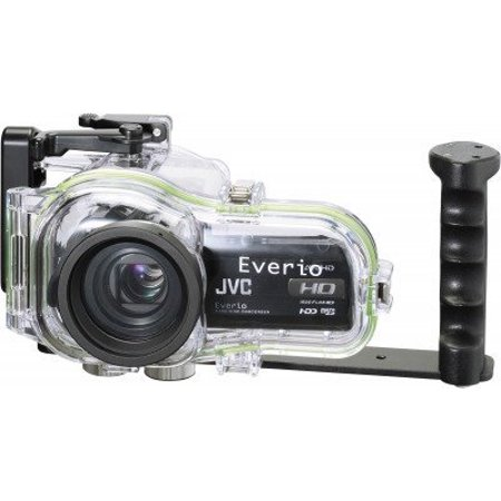 JVC Everio WR-MG300 Marine Case Underwater Housing for Camcorder GZ-HM450 GZ-HM670