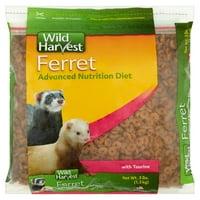 Wild Harvest Advanced Nutrition Ferret 3 Pounds, High Protein And Taurine Diet