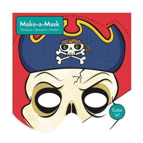 Pirates Make-a-Mask