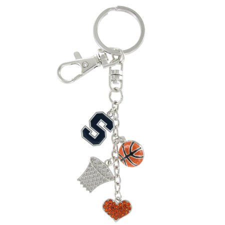Syracuse Basketball Combo Key Chain