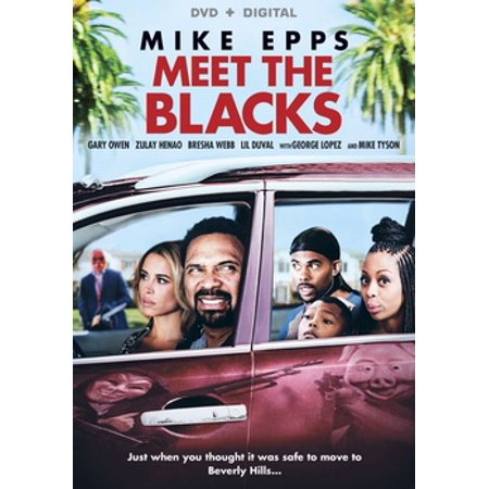 Meet The Blacks (DVD + Digital)