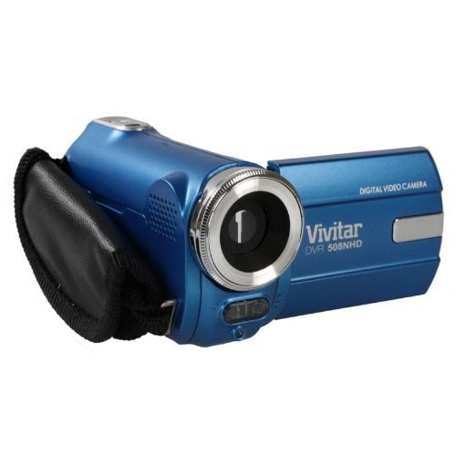 Vivitar DVR-508 High Definition Digital Video Camcorder