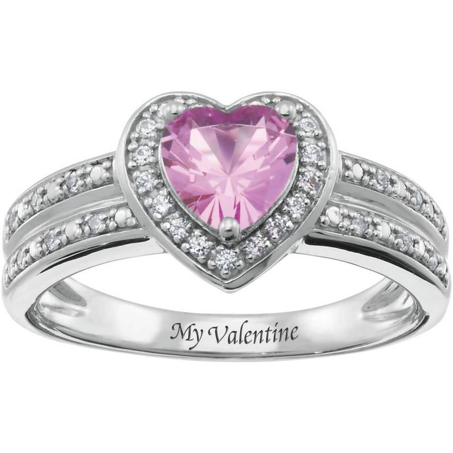 Personalized Keepsake My Valentine Ring