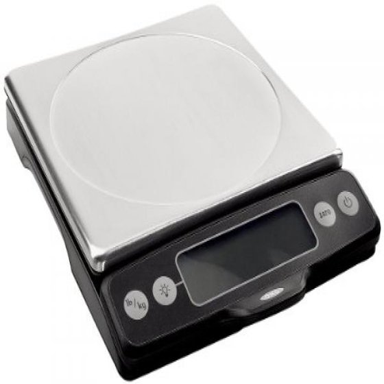 OXO Good Grips Stainless Steel Food Scale With Pull-Out