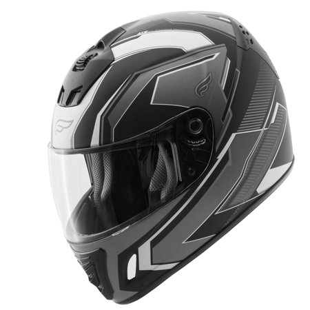 Full Face Helmet Race (Adult Fulmer N4 Tech 9 Street Motorcycle Helmet Full Face DOT/ECE Approved)