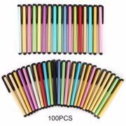 New 100x Universal Stylus Touch Screen Stylus Pen for Samsung Tablet PC Tab IPad IPhone