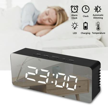 6' Digital Flat Panel Display (EEEkit Digital Alarm Clock, 6