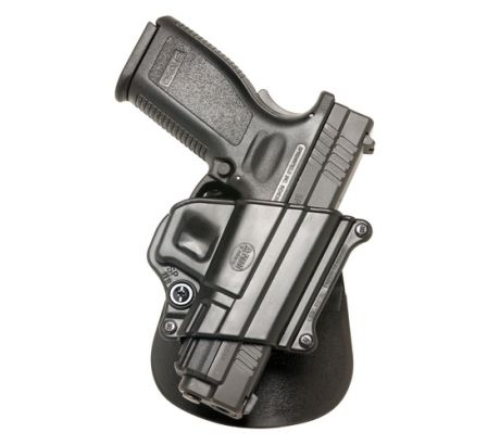 Fobus Standard Left Hand Belt Holster Springfield Armory XD   HS 2000 by Fobus