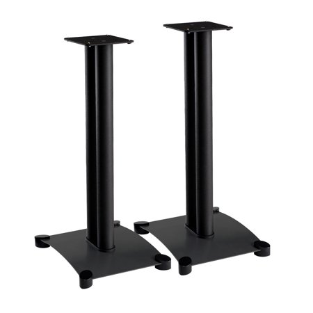 SANUS SF26 26″ Stand for Medium-to-Large Bookshelf Speakers up to 35 Pounds