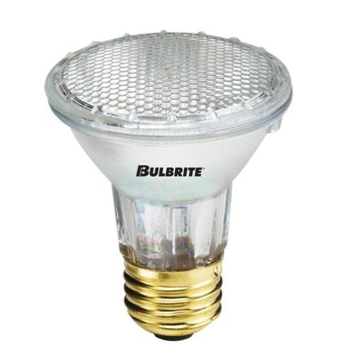 Bulbrite 682033 Pack of (4) 35 Watt Dimmable PAR20 Shaped Medium (E26) Base Halogen Bulbs