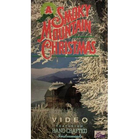 A Smoky Mountain Christmas Video VHS 1991-TESTED-RARE VINTAGE COLLECTIBLE-SHIP24 ()
