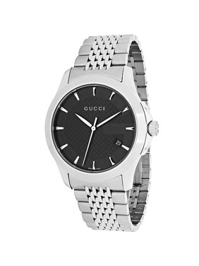d5e74487cd9 Product Image Men s Timeless Watch Quartz Sapphire Crystal YA126402. Gucci