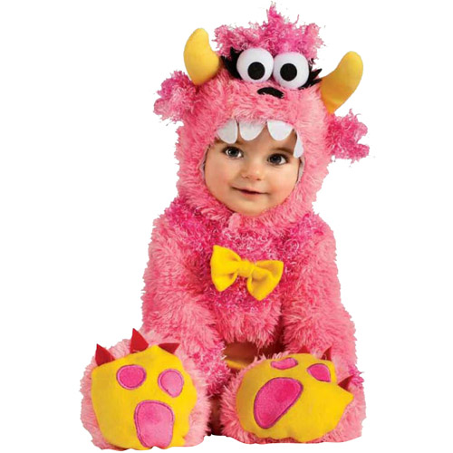 Pink Teeny Meanie Infant Halloween Costume