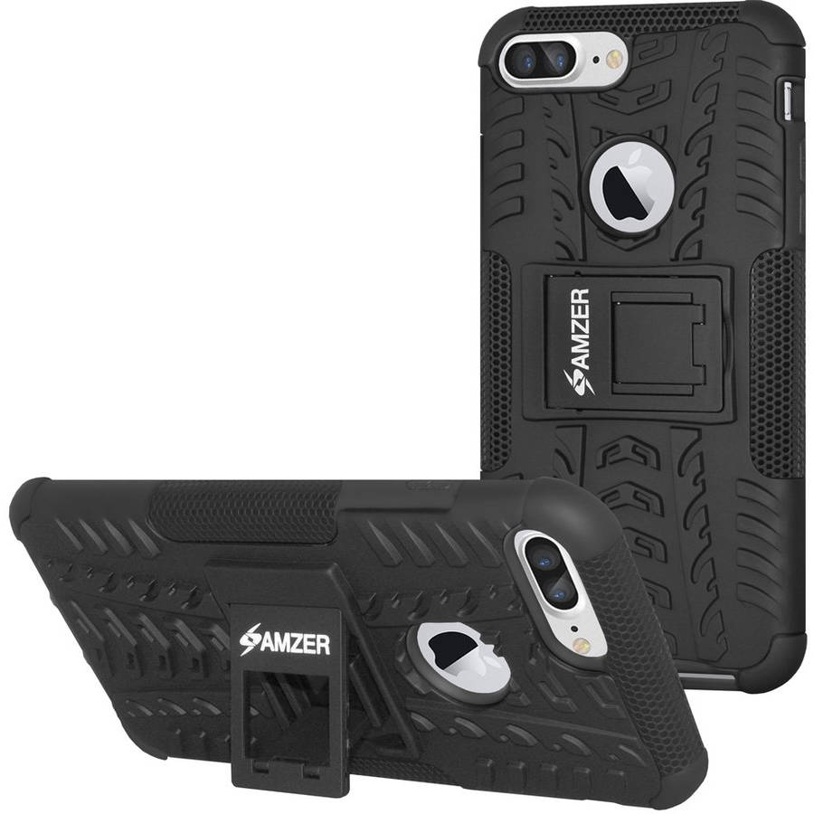 Amzer Hybrid Warrior Case for Apple iPhone 7 Plus