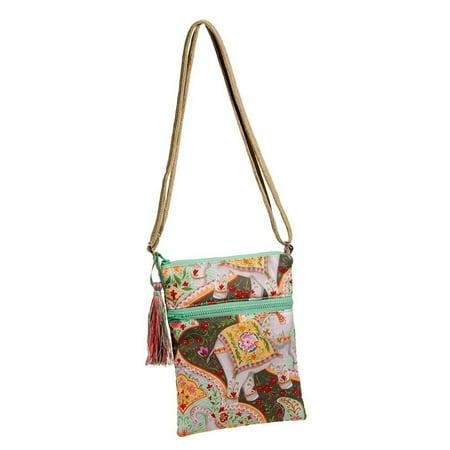 Arabian Elephant Crossbody Bag - Dress-Up Toy by Douglas Cuddle Toys (7252)