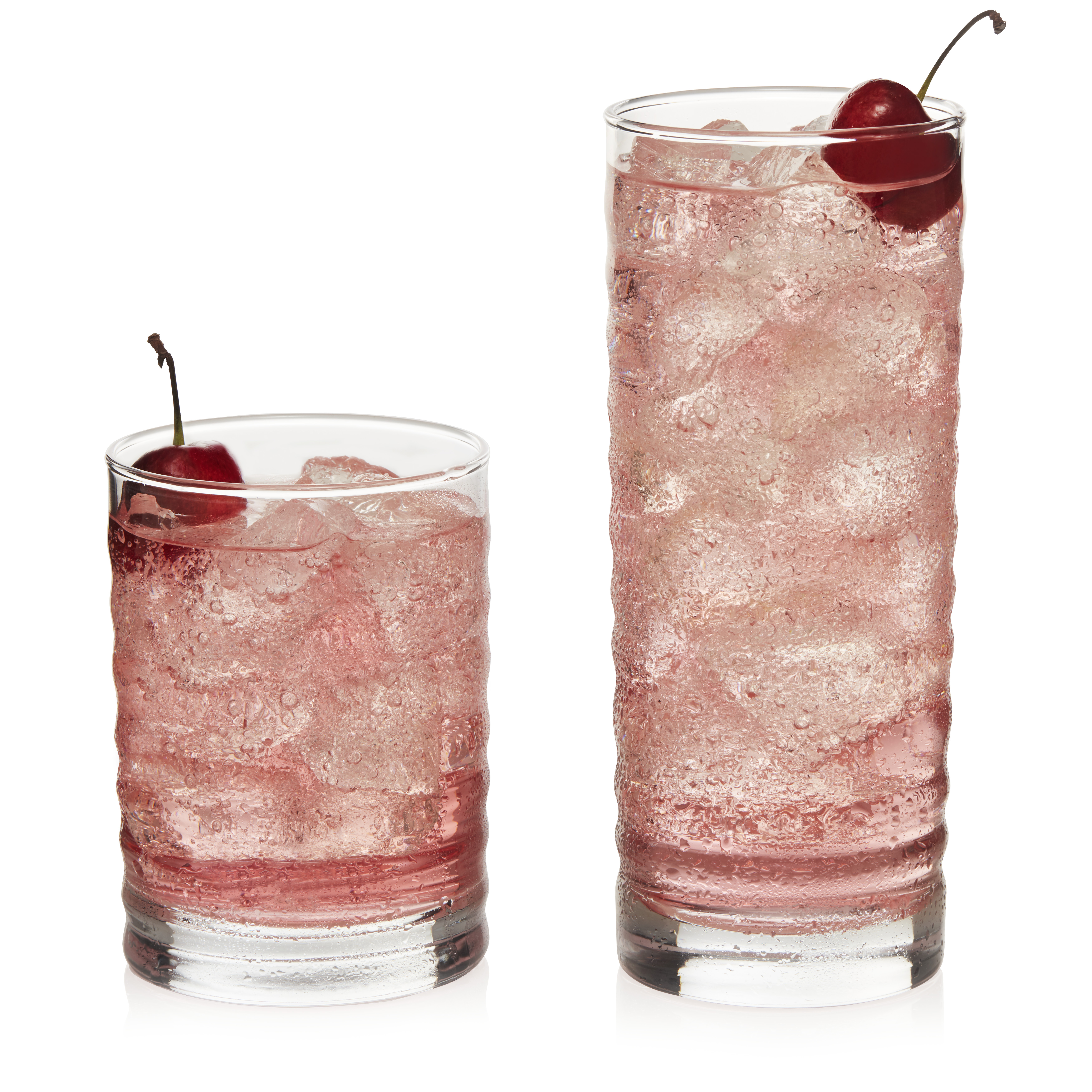 Libbey Pueblo 16-Piece Tumbler and Rocks Glass Set