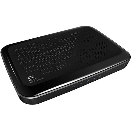 WD My Net N900 Central HD Dual Band Router 2TB Storage WiFi Wireless Router