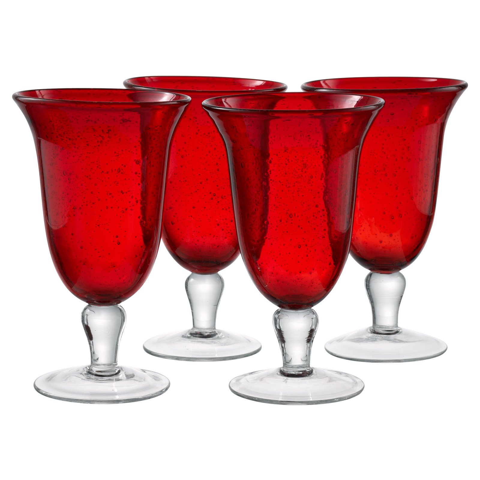 Artland Inc. Iris Ice Tea Glasses - Set of 4