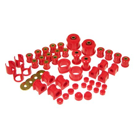 Prothane 89-94 Nissan 240SX Total Kit - Red