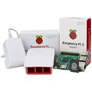 Raspberry Pi 3 Desktop Starter Kit (16Gb White)