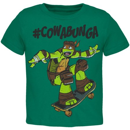 Teenage Mutant Ninja Turtles - #Cowabunga Juvy T-Shirt