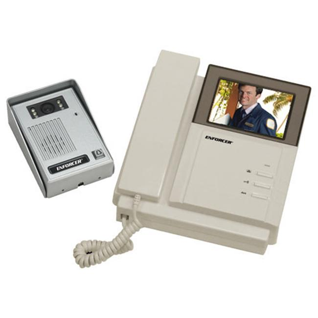 SECO-LARM SEDP222Q Enforcer Color Video Door Phone