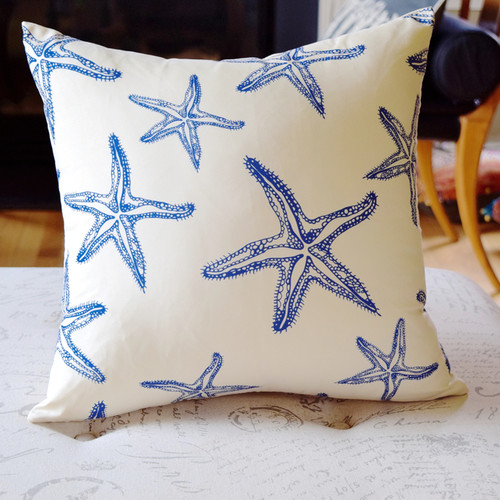 Debage Inc. Costal Starfish Throw Pillow
