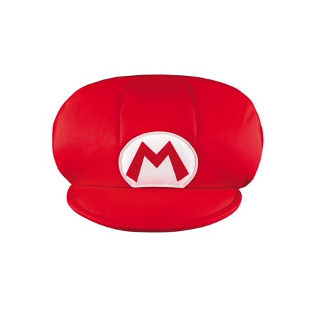 Child Mario Hat](Mario Bros Hat)