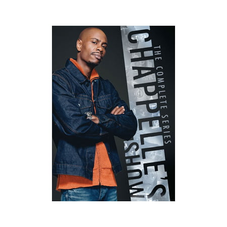 Chappelle's Show: The Complete Series (DVD) - Childrens Halloween Tv Shows 2017