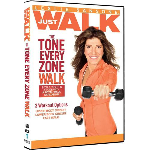 Leslie Sansone: Just Walk - The Tone Every Zone Walk (Widescreen)