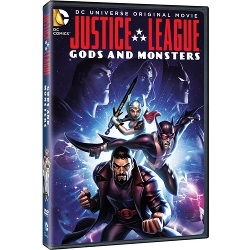 Justice League: Gods And Monsters (With INSTAWATCH)