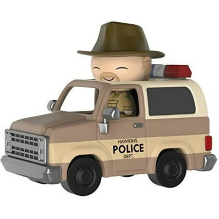 FUNKO DORBZ RIDEZ: Stranger Things - Hopper & Sheriff Deputy