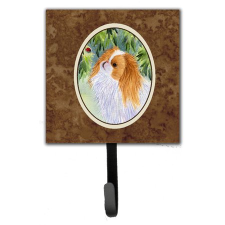 Caroline's Treasures Japanese Chin Wall Hook