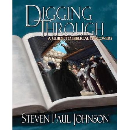 Digging Through - A Guide to Biblical Discovery - image 1 de 1